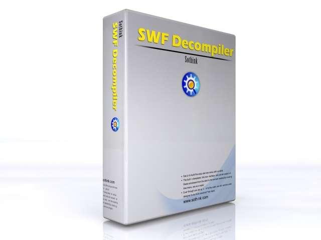 Sothink SWF Decompiler v7.3 Build 4959