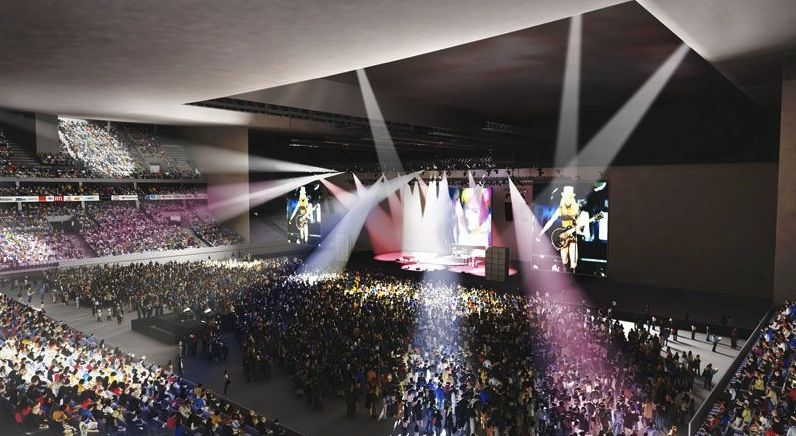 PARIS - U Arena (30,681) - SkyscraperCity