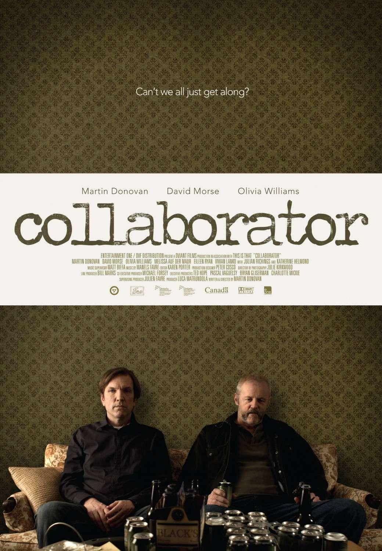 collaboratorxlg Martin Donovan   Collaborator (2011)